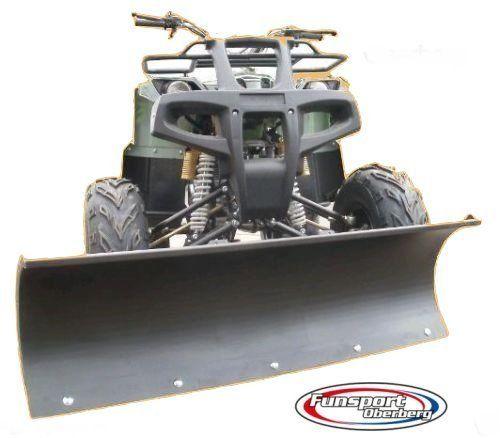 200 cc Hummer ATV mit Schneeschild