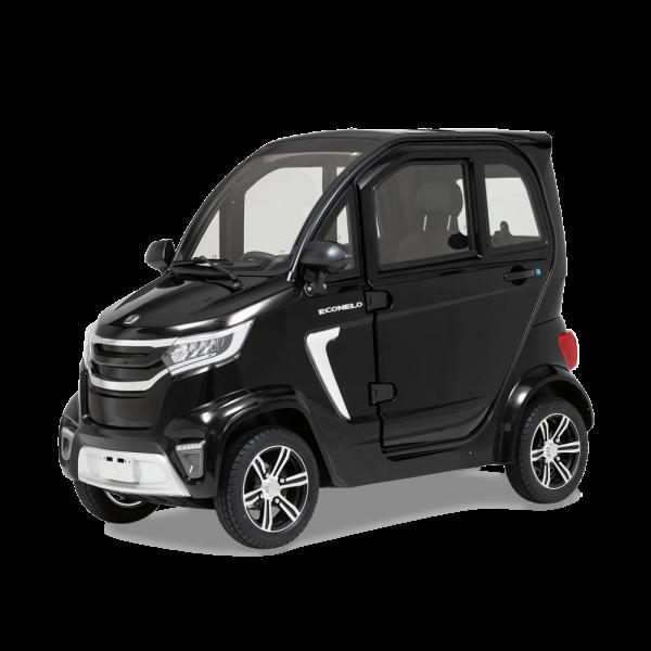 Econelo M1 E-Fahrzeug 2200 Watt Gebrauchtfahrzeug : ca 6 Monate alt und ca 1000 km gefahren. Top zu