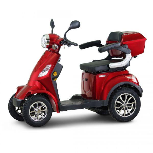 Econelo J 4000 mit Li Akku in Braun oder Rot Lieferung frei Haus