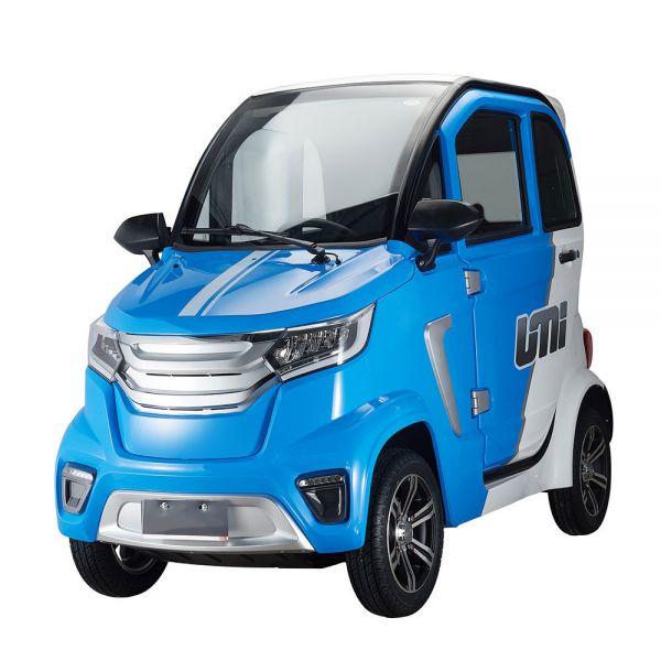 X8 Elektro-Kabinenfahrzeug- 25 / 45 km/h