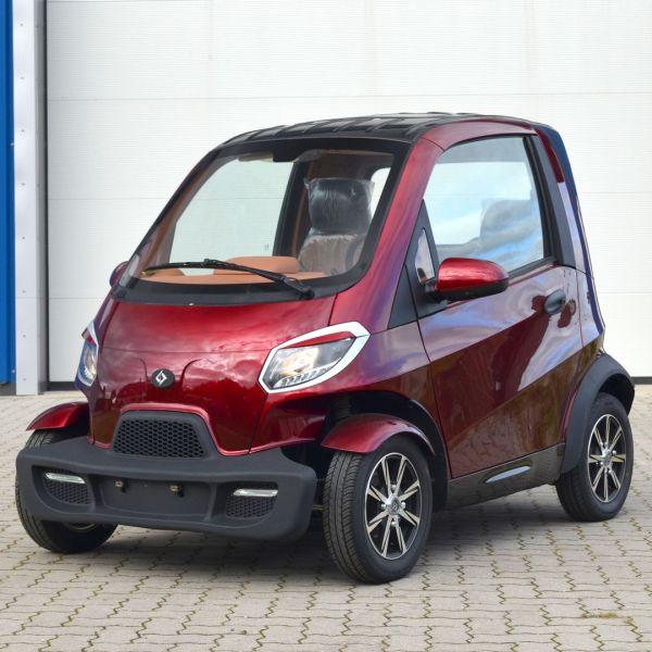 S8 GT Elektro-Kabinenfahrzeug / Zweisitzer Side-by-Side mit Lithium-Akku