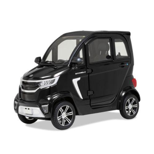 Transportanhänger für Seniorenmobil ohne Plane